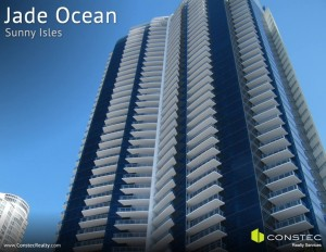 Jade Ocean in Sunny Isles Beach, luxury condos in Miami