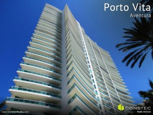 Porto Vita in Aventura, luxury condos in Miami
