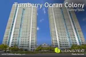 Turnberry Ocean Colony in Sunny Isles Beach