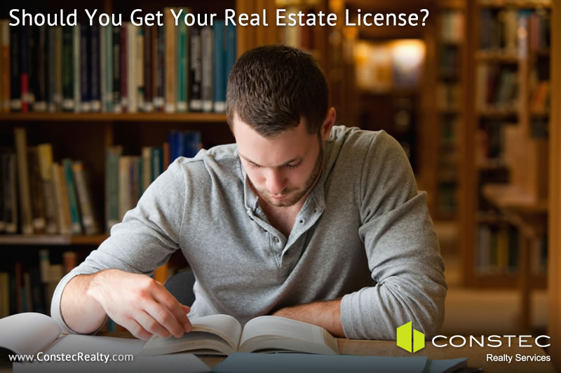Should you get your real estate license?