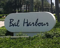 Bal Harbour Area