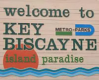 Key Biscayne Area