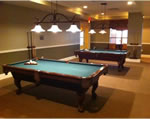 100 Andalusia - Billiards Room
