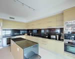 900 Biscayne Bay Unit Kitchen