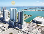900 Biscayne Bay Exterior of the Building