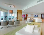 900 Biscayne Bay Unit Living Area