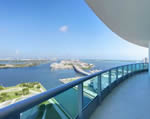 900 Biscayne Bay Balcony View