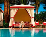 Acqualina - Poolside Cabana