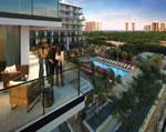 Aventura Park Square - Residence Balcony