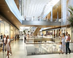 Brickell City Centre - Shopping Rendering