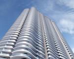 Brickell Flatiron - Exterior Rendering