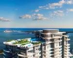 Brickell Flatiron - Sky Terrace Rendering
