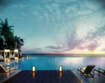 Chateau Beach Residences - Infinity Pool