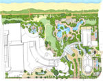 Fontainebleau II - Site Plan