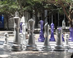 Icon Brickell - Chess