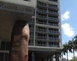 Icon Brickell - Entrance - Sculptures