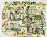 Key Colony - Original Layout