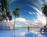 Mansions at Acqualina - Infinity Pool