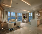 Marina Palms - Living Area