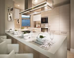 Marina Palms - Kitchen