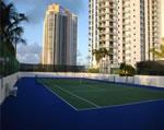 Millennium - Tennis Court