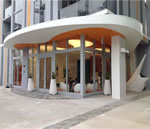 MyBrickell - Building Entrance