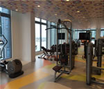 MyBrickell - Weight Room