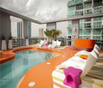 MyBrickell - Pool Deck