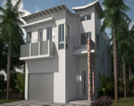 Oasis - Exterior Front Residence A