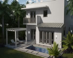 Oasis - Exterior Back Residence A