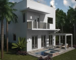 Oasis - Exterior Back Residence D