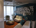 Ocean One - Living Area