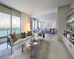 One Bal Harbour - Living Area
