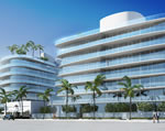 One Ocean - Rendering of Building Exterior