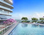 One Ocean - Rendering of Pool Area
