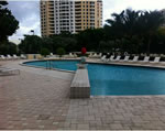 One Tequesta Point - Pool Area