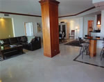 One Tequesta Point - Living Area
