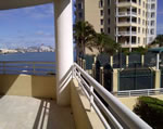 One Tequesta Point - Balcony