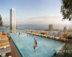 SLS Brickell - Sky Pool