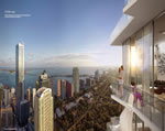 SLS Brickell - Balconies and View