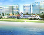 Surf Club - Exterior Rendering