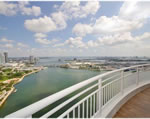 Three Tequesta Point - Roof Deck