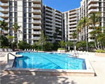 Towers of Key Biscayne - Pool Area