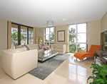 Towers of Key Biscayne - Living Area