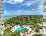 Towers of Key Biscayne - View