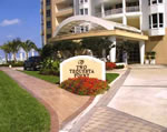 Two Tequesta Point - Building Entrance