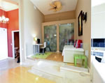 Two Tequesta Point - Living Area
